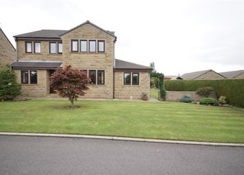 """Thumbnail 4 bed detached house for sale in """"The Cuillins"""", 4A Blakelaw Drive, Clifton, Brighouse"""