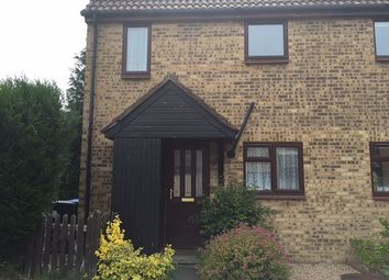 Thumbnail 1 bed end terrace house to rent in Stonefield Way, Burgess Hill
