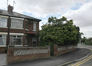 Thumbnail 2 bedroom end terrace house for sale in Rutland Road, Hull