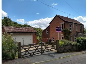 Thumbnail 3 bed detached house for sale in Shop Lane, Pilton, Shepton Mallet