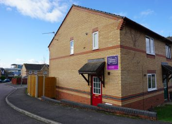 3 bed end terrace house for sale in Garvey Close, Chepstow NP16