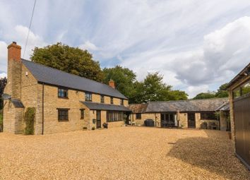 Thumbnail 4 bed detached house for sale in North Street, Fritwell, Bicester