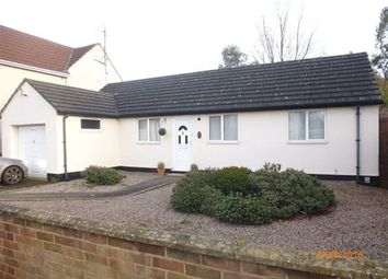 Thumbnail 3 bed bungalow to rent in Fairfield Road, Peterborough