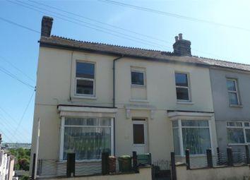 Thumbnail 2 bedroom maisonette for sale in Brandon Road, Plymouth, Devon