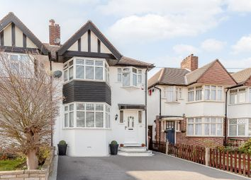 Thumbnail 3 bed semi-detached house for sale in Woodstock Rise, Sutton