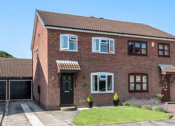 Thumbnail 3 bed semi-detached house for sale in 22 Dalmally Close, York