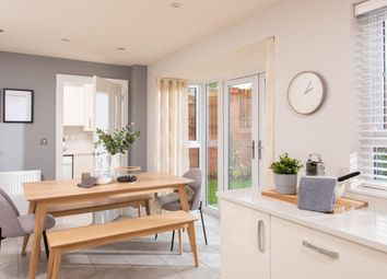 """Thumbnail 3 bed detached house for sale in """"Derwent"""" at Holme Way, Gateford, Worksop"""