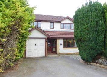 Thumbnail 4 bed detached house for sale in Primrose Gardens, Hatch Warren, Basingstoke