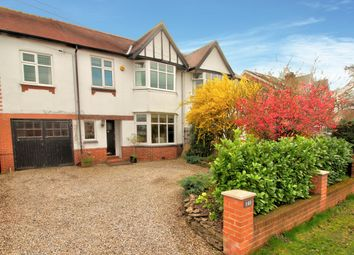 Thumbnail 4 bed semi-detached house for sale in Tadcaster Road, Dringhouses, York