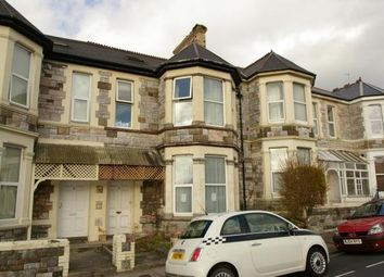 Thumbnail 5 bedroom terraced house for sale in Plymouth, Devon
