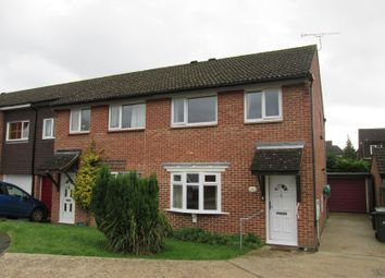 Thumbnail 3 bed end terrace house for sale in Jessica Close, Waterlooville, Hampshire