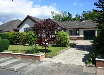 Thumbnail 3 bed bungalow for sale in South Meadway, High Lane, Stockport, Greater Manchester