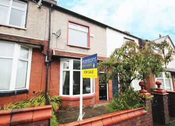 Thumbnail 2 bed terraced house for sale in Conway Avenue, Heaton, Bolton, Lancashire.