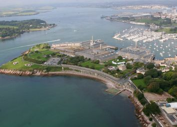 Thumbnail 3 bedroom flat for sale in Brewhouse, Royal William Yard, Plymouth