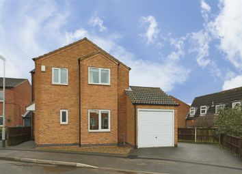 3 bed detached house for sale in Oulton Close, Arnold, Nottinghamshire NG5
