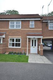 Thumbnail 3 bed semi-detached house to rent in Rees Close, Market Weighton, York