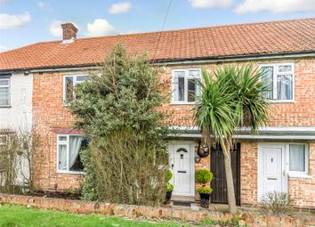 Thumbnail 4 bedroom terraced house for sale in Fairway Close, Rochester, Kent