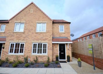 Thumbnail 3 bed semi-detached house for sale in 4 Cliveden Place, Brough