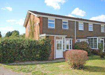Thumbnail 3 bed end terrace house for sale in Nea Close, Highcliffe, Christchurch