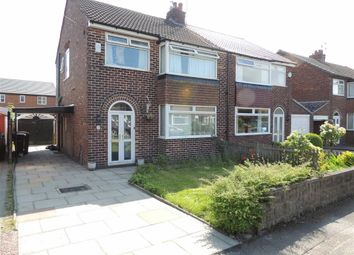 Thumbnail 3 bed semi-detached house for sale in Leyburne Road, Offerton, Stockport