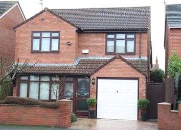 Thumbnail 4 bed detached house for sale in Ennismore Road, Crosby, Liverpool