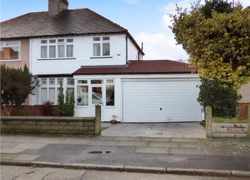 Thumbnail 4 bed semi-detached house for sale in Hightor Road, Liverpool