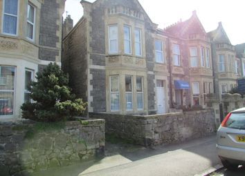 Thumbnail 3 bed maisonette to rent in Whitecross Road, Weston-Super-Mare