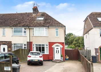 4 bed semi-detached house for sale in Eastbourne Road, Willingdon, Eastbourne BN20