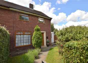 Thumbnail 2 bed semi-detached house for sale in Larkhill Green, Leeds