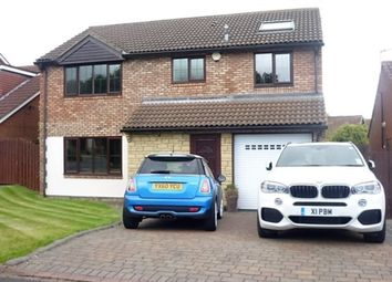 Thumbnail 4 bed detached house for sale in Whiteford Place, Seghill, Cramlington