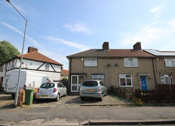 Thumbnail 3 bedroom end terrace house for sale in Hobart Road, Dagenham, Essex