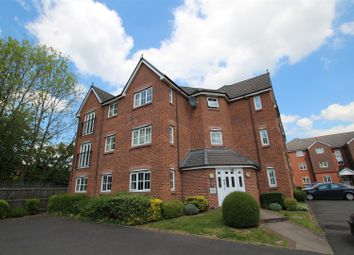 Thumbnail 2 bedroom flat for sale in Hendeley Court, Burton-On-Trent