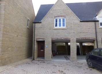 Thumbnail 2 bed town house to rent in Buttercross Lane, Witney