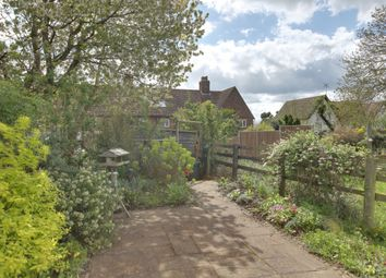 Thumbnail 3 bed cottage to rent in Clapgate, Albury, Ware