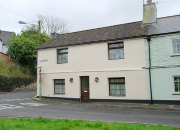 Thumbnail 3 bedroom cottage for sale in Colebrook Road, Plympton, Plymouth