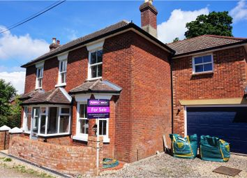 Thumbnail 5 bed detached house for sale in Spring Road, Sarisbury Green