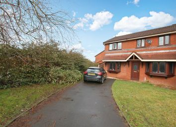 Thumbnail 3 bed semi-detached house for sale in Knight Crescent, Middleton, Manchester