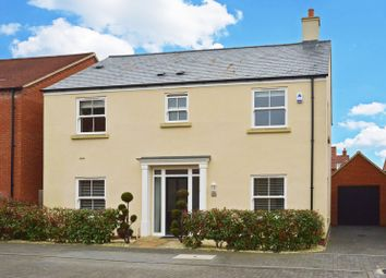 Thumbnail 4 bed detached house for sale in Catchpin Street, Buckingham, Buckinghamshire