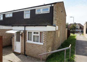 Thumbnail 2 bed end terrace house for sale in Bonchurch Close, Southampton