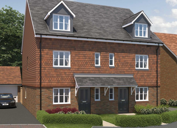 Thumbnail 4 bedroom semi-detached house for sale in Gilbert White Way, Alton, Hampshire
