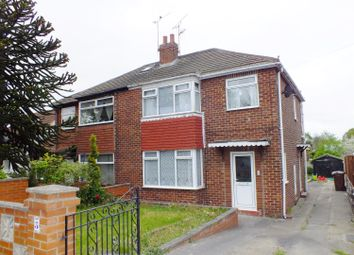 Thumbnail 3 bed semi-detached house to rent in Fearnville Terrace, Oakwood, Leeds