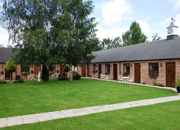 Thumbnail 1 bed lodge to rent in The Gatehouse, Cadeby Lane, Cadeby, Warwickshire