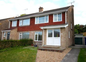 Thumbnail 3 bed semi-detached house for sale in Syward Close, Dorchester