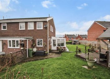 Thumbnail 3 bed semi-detached house for sale in Ash Grove, Chirk, Wrexham