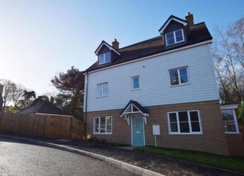 Thumbnail 5 bed detached house for sale in Oakline, Heathfield, East Sussex