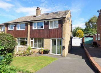 Thumbnail 4 bed semi-detached house for sale in Cornwall Crescent, Baildon, Shipley