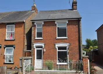 Thumbnail 3 bed detached house for sale in Salisbury Road, Ipswich
