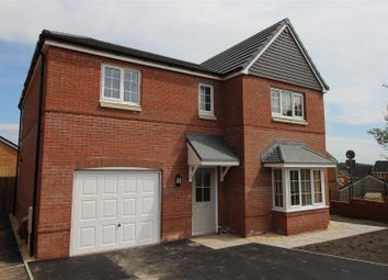 Thumbnail 4 bed detached house for sale in Foundary Cottages, Station Road, Griffithstown