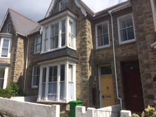 Thumbnail 3 bed flat to rent in Morrab Road, Penzance