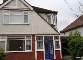 Thumbnail 4 bedroom terraced house to rent in Canterbury Avenue, Ilford